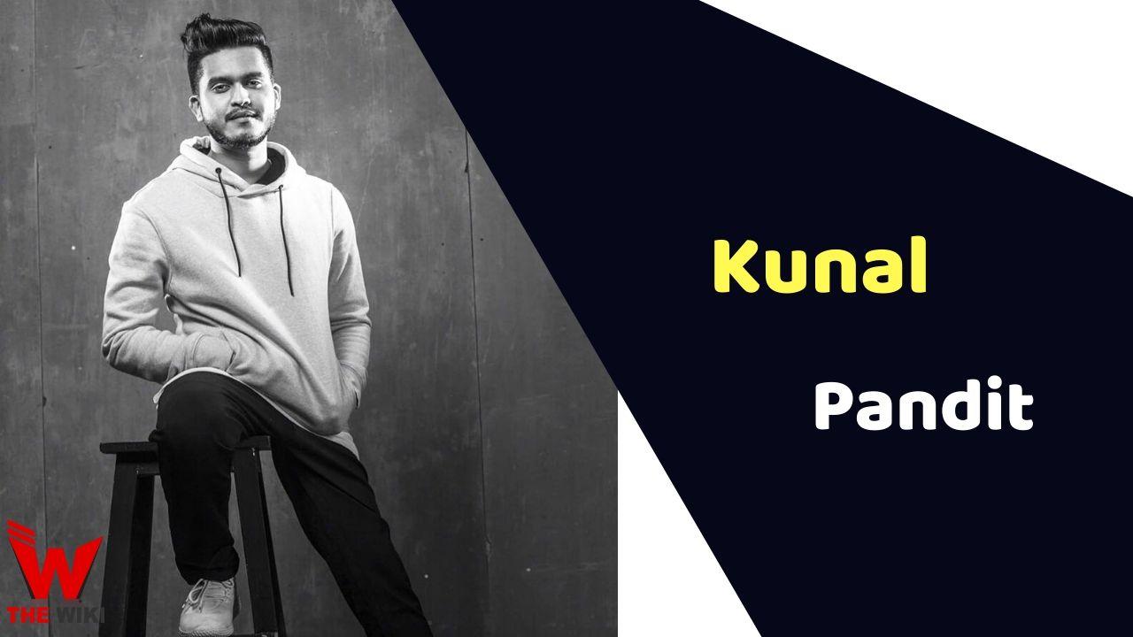 Kunal Pandit (Singer)