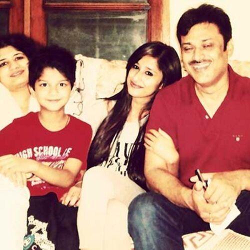 Maera Mishra Family