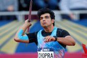 Neeraj Chopra (Asian Games Gold Medalist)