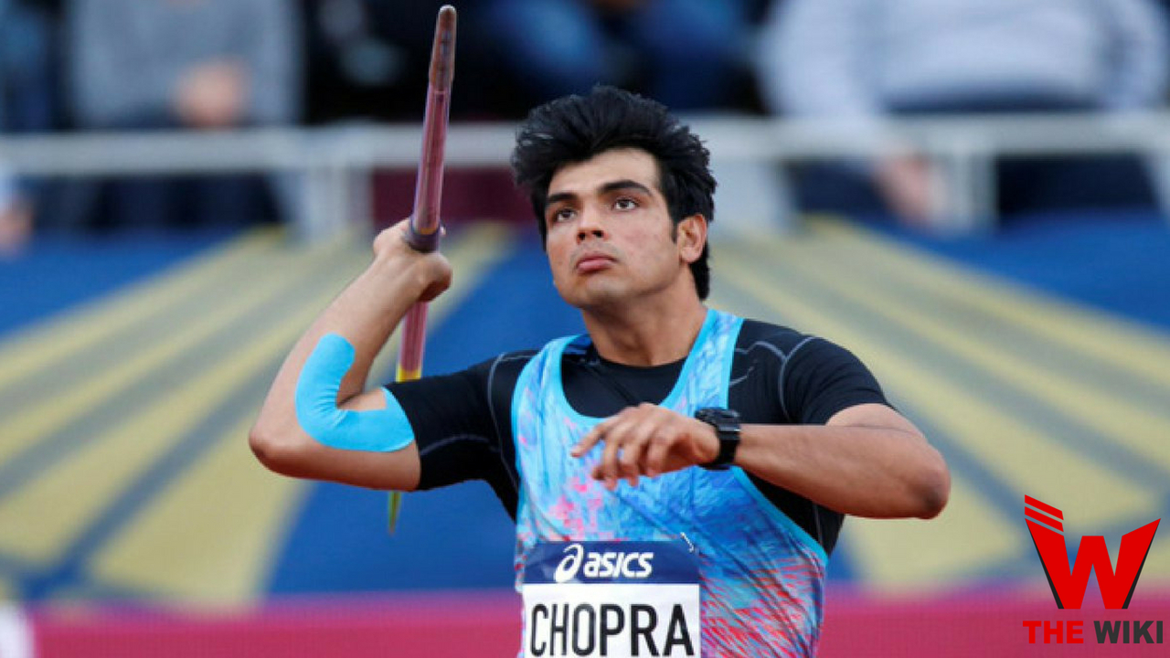 Neeraj Chopra (Asian Games Gold Medalist)