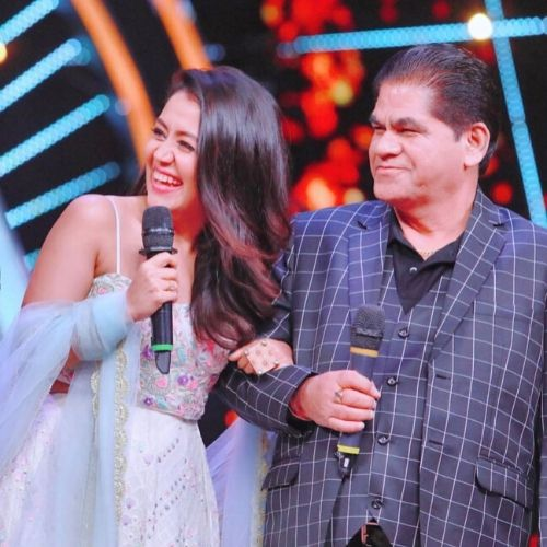 Neha Kakkar's Father