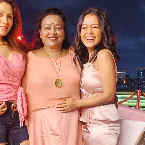 Neha Kakkar's Mother