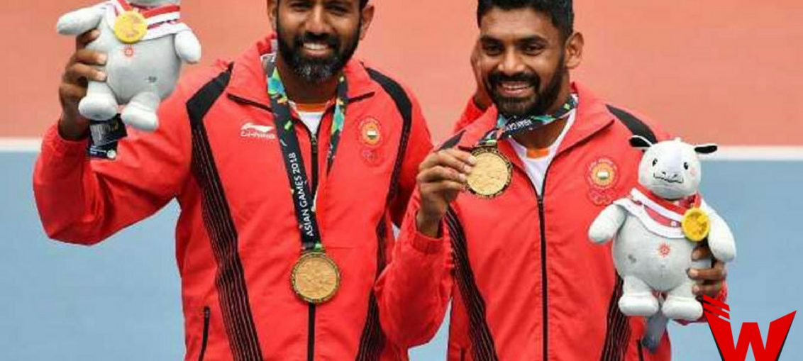 Rohan Bopanna(Asian Games Gold Medalist)