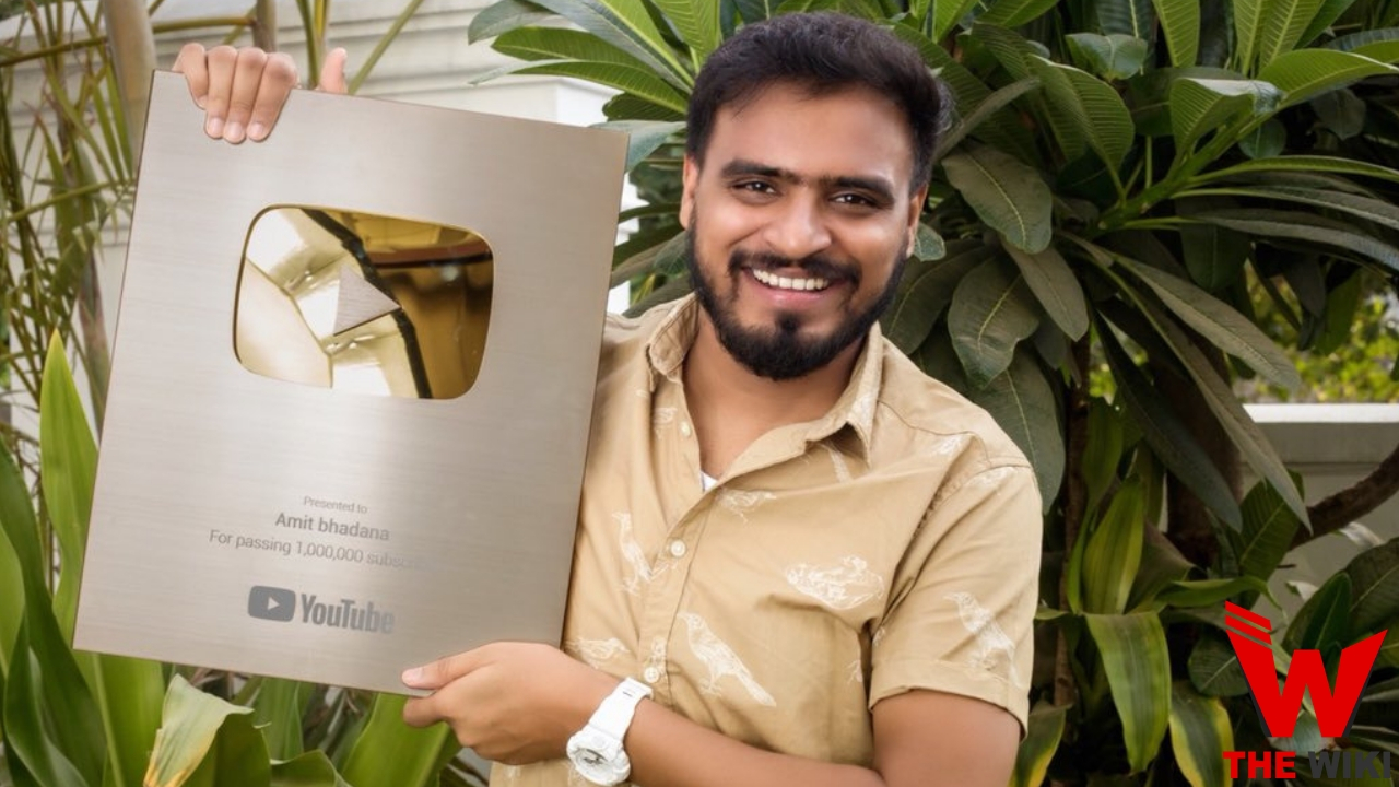 Amit Bhadana (Youtuber) Height, Weight, Age, Income, Biography