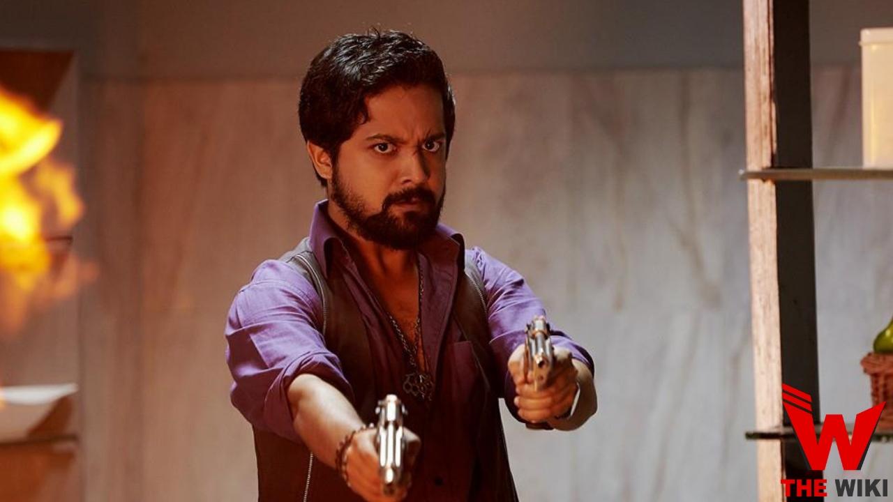 Anand Tiwari (Actor)