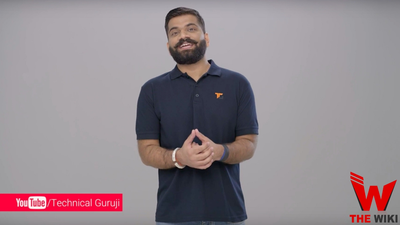 Technical GuruJi (Youtuber)