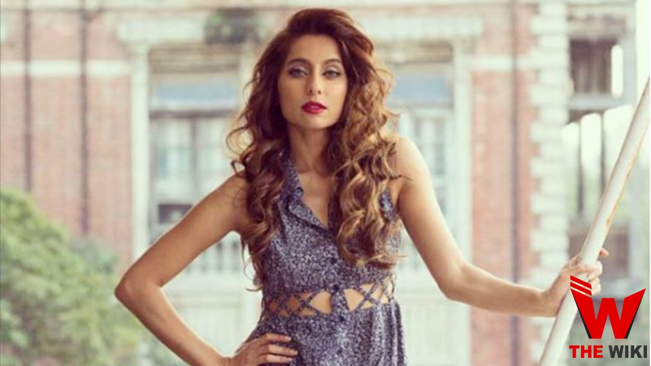 anusha dandekar VJ actress