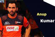Anup Kumar (Kabaddi Player)