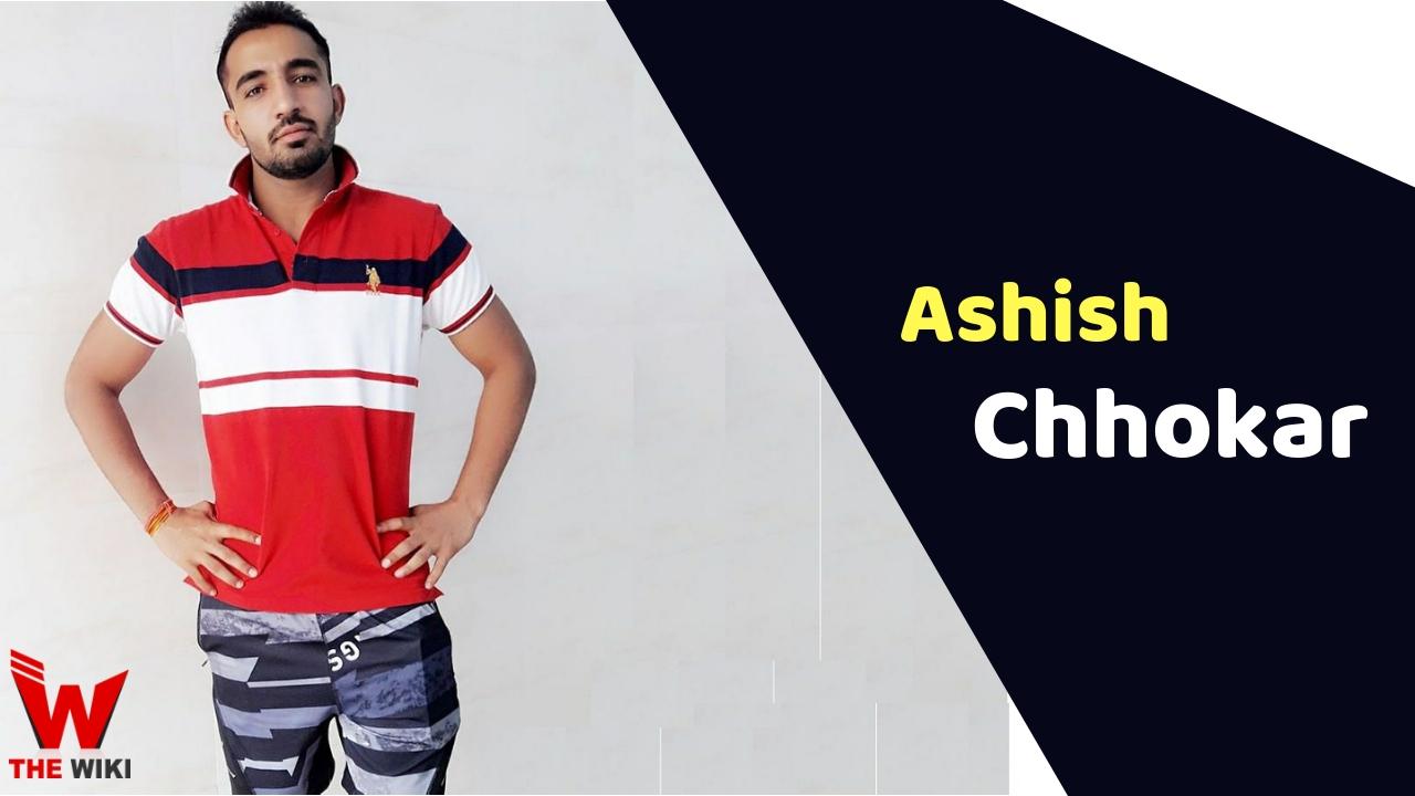 Ashish Chhokar (Kabaddi Player)