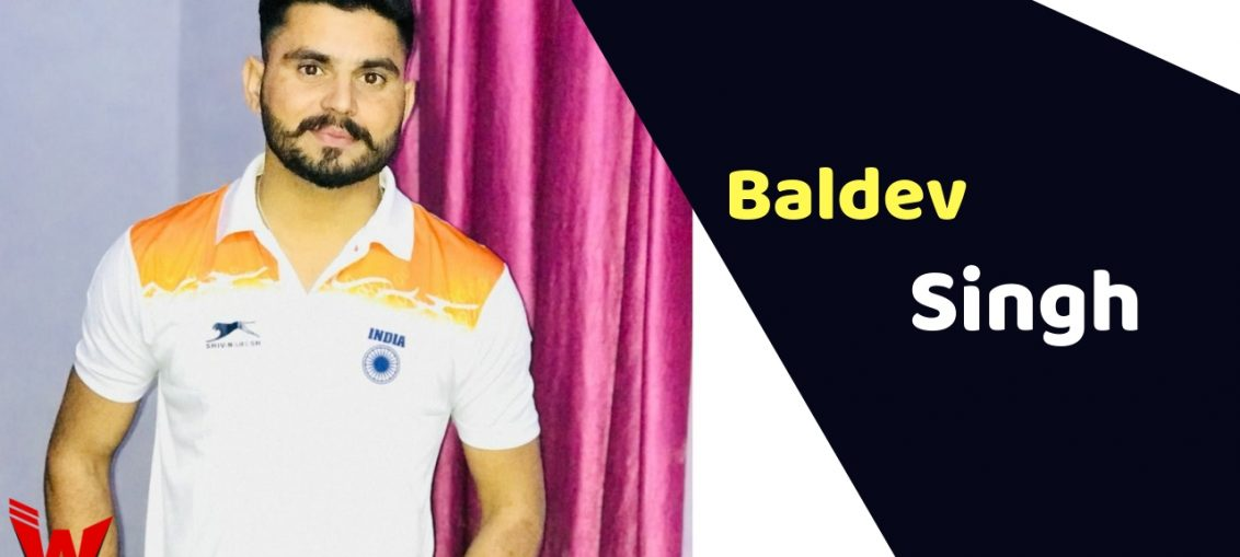 Baldev Singh (Kabaddi Player)