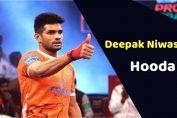 Deepak Niwas Hooda (Kabaddi Player)