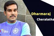 Dharmaraj Cheralathan (Kabaddi Player)