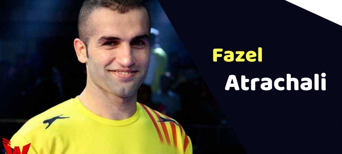 Fazel Atrachali (Kabaddi Player)