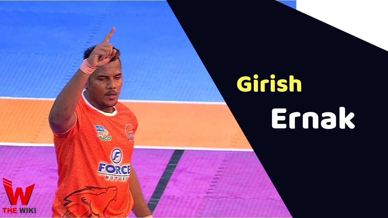 Girish Ernak (Kabaddi Player)