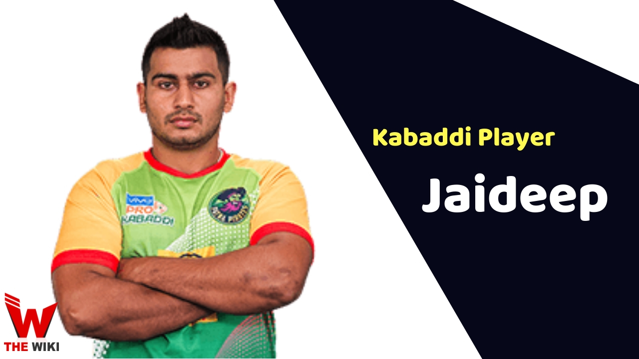 Jaideep (Kabaddi Player)