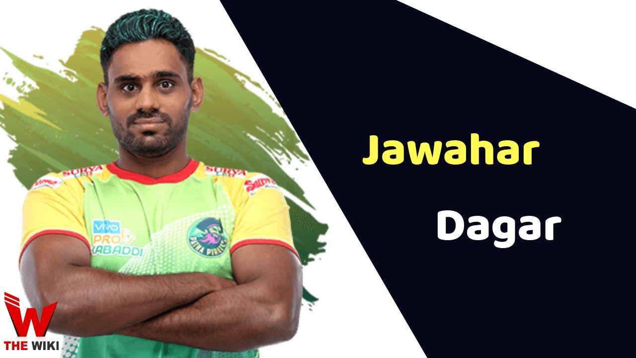 Jawahar Dagar (Kabaddi Player)