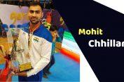 Mohit Chillar (Kabaddi Player)