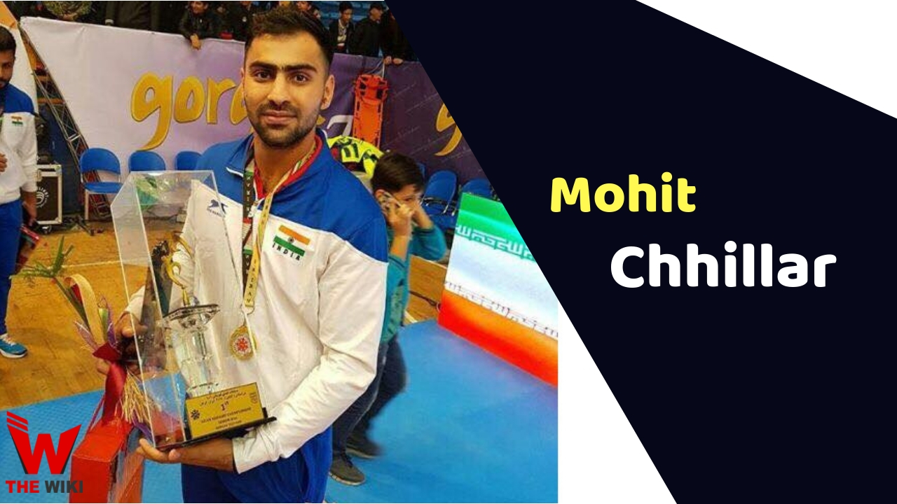 Mohit Chillar (Kabaddi Player)