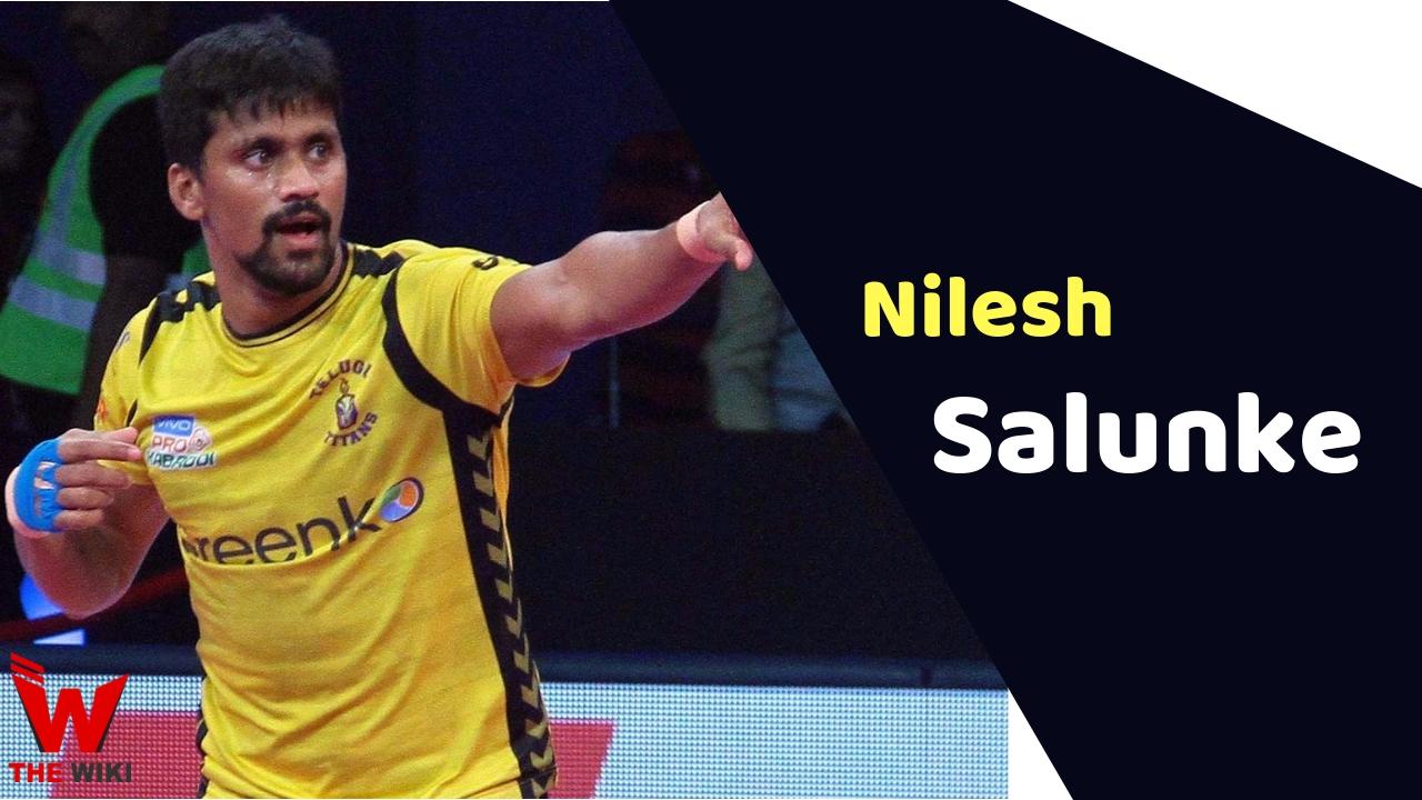 Nilesh Salunke (Kabaddi Player)