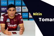 Nitin Tomar (Kabaddi Player)