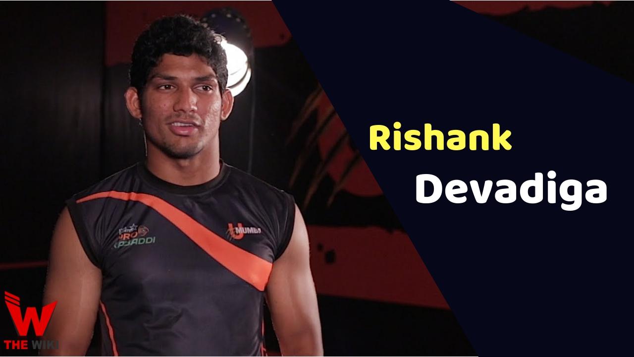 Rishank Devadiga (Kabaddi Player)