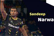 Sandeep Narwal (Kabaddi Player)