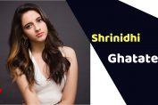 Shrinidhi Ghatate (Singer)
