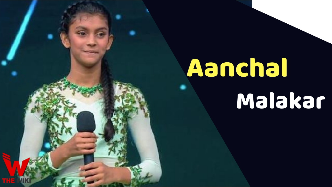 Aanchal Malakar (Dance Plus 4)