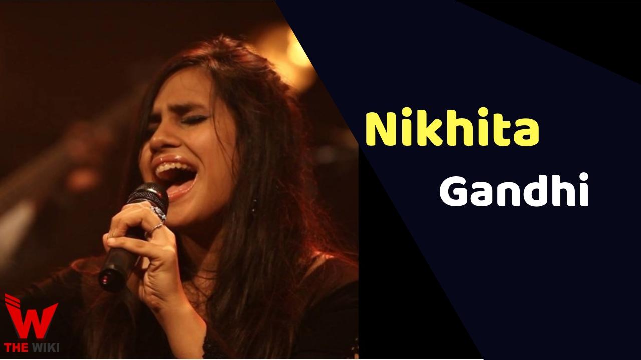 Nikhita Gandhi (Singer)