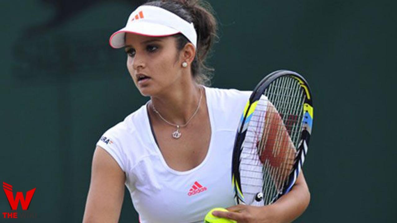 Sania Mirza (Tennis Player)