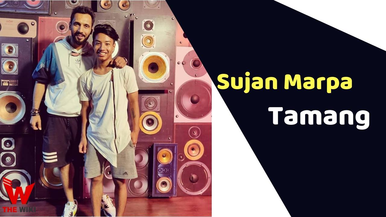 Sujan Marpa Tamang (Dance Plus 4)