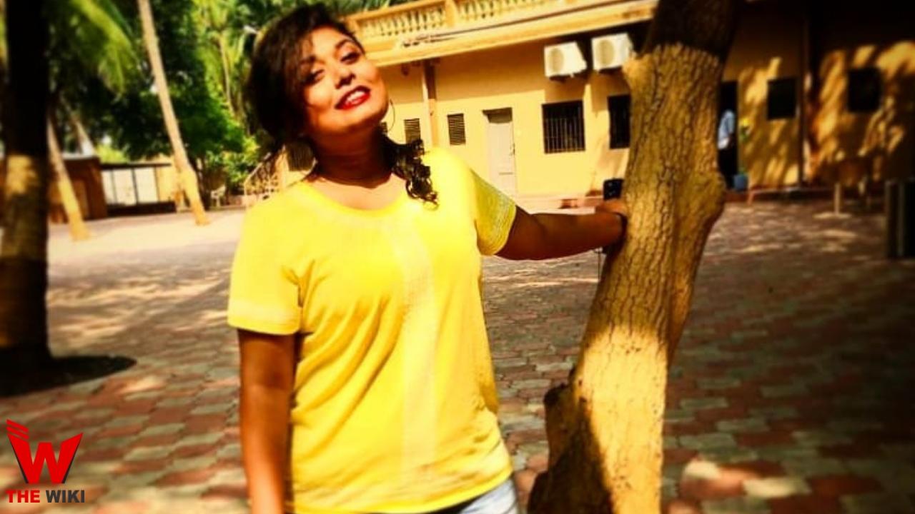 Amrita Talukder (Singer)