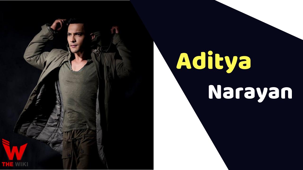 Aditya Narayan (Singer)