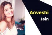 Anveshi Jain (Actress)