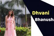 Dhvani Bhanushali (Singer)