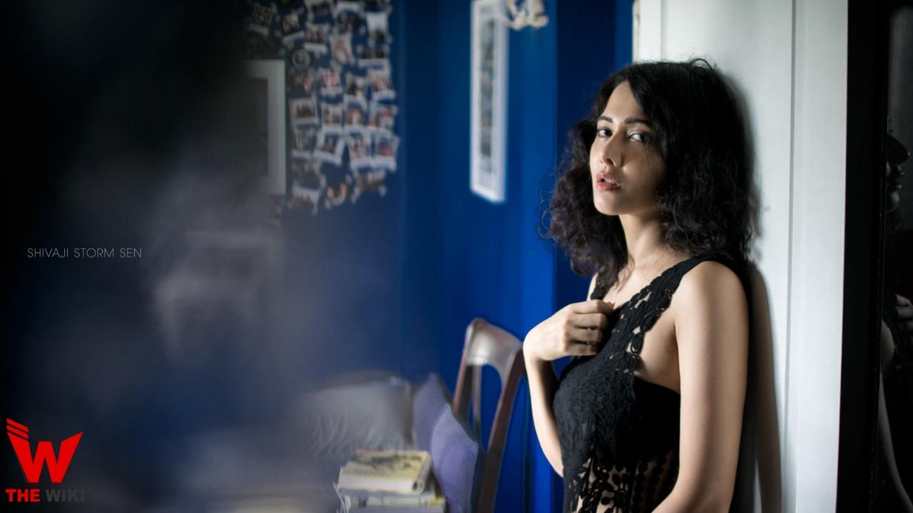 Megha Burman (Actress)