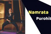 Namrata Purohit (Pilates Trainer)