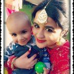 Veer Rajwant Singh sister Gagan Sohal