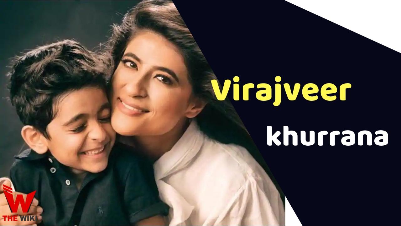 Virajveer Khurrana (Ayushmann Khurrana Son)