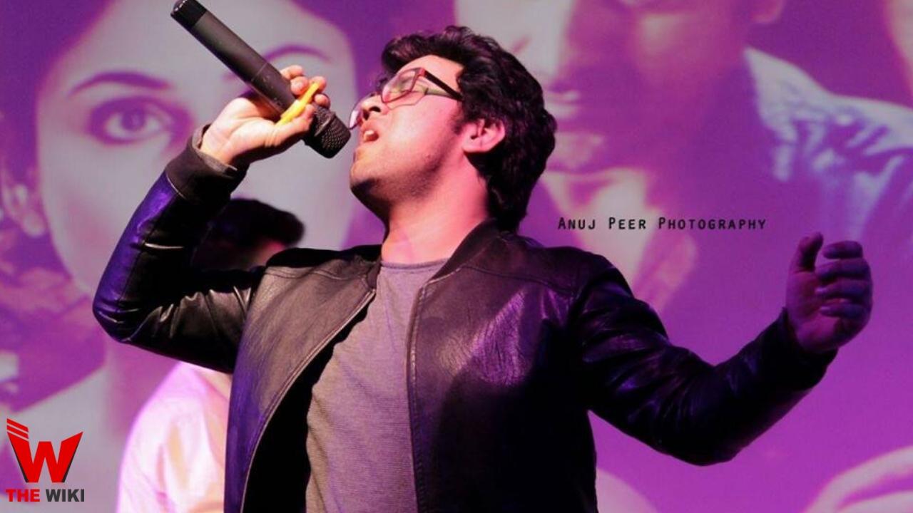 Adnan Ahmad (The Voice India)