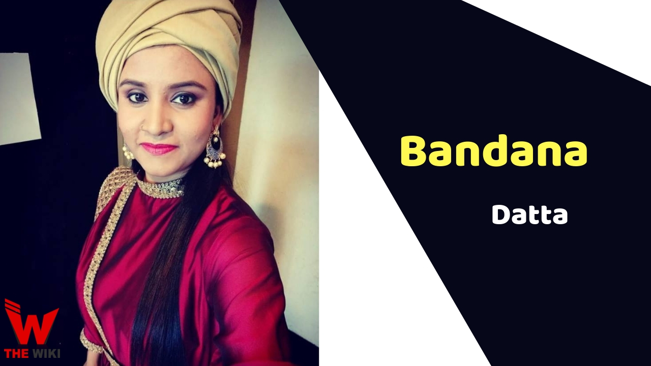 Bandana Datta (The Voice India)