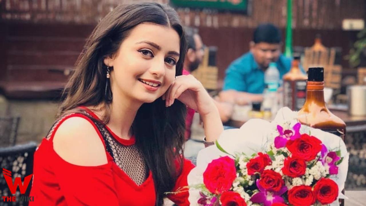 Chahat Pandey (Princess Meher)