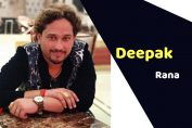 Deepak Rana (The Voice India)