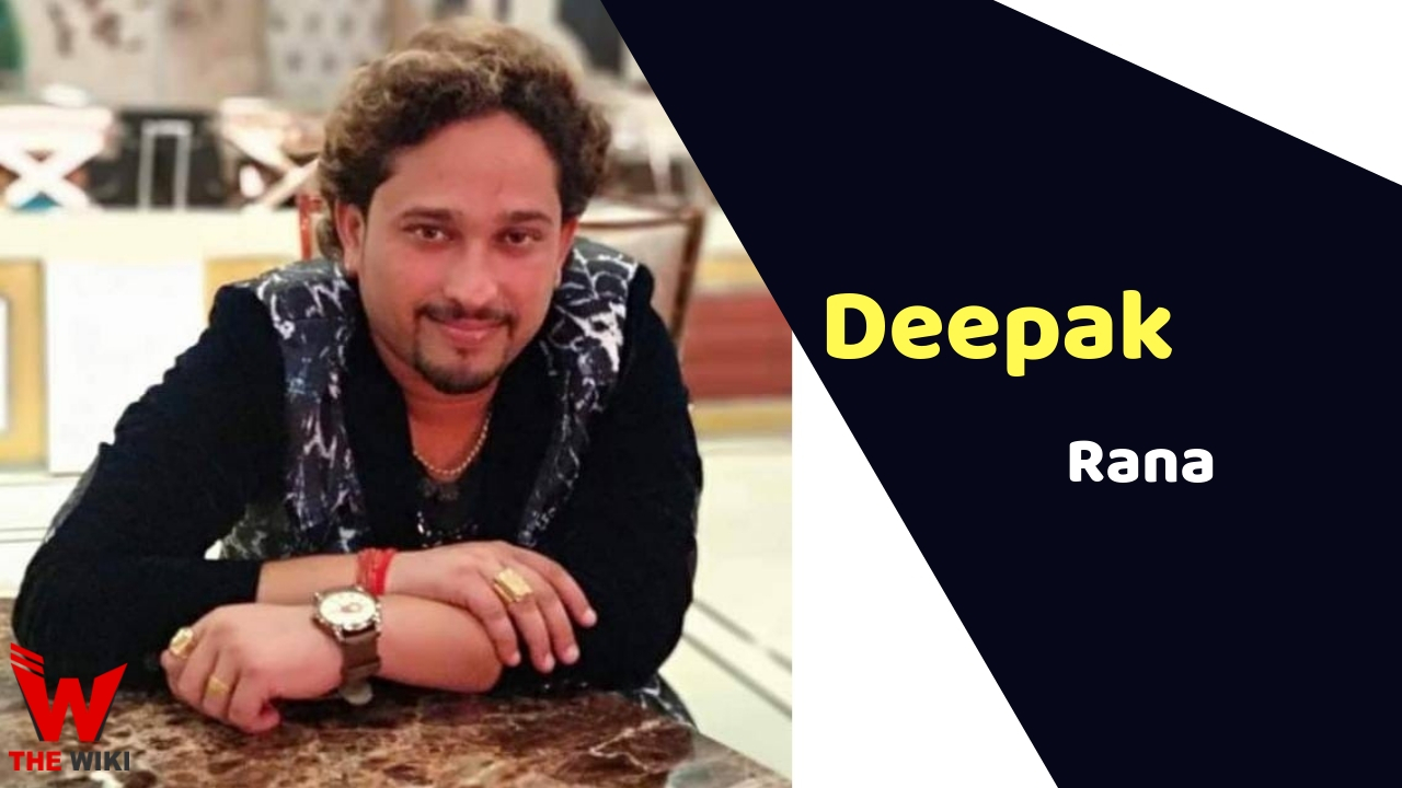 Deepak Rana (The Voice India)