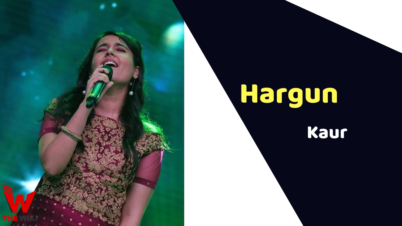 Hargun Kaur (The Voice India)