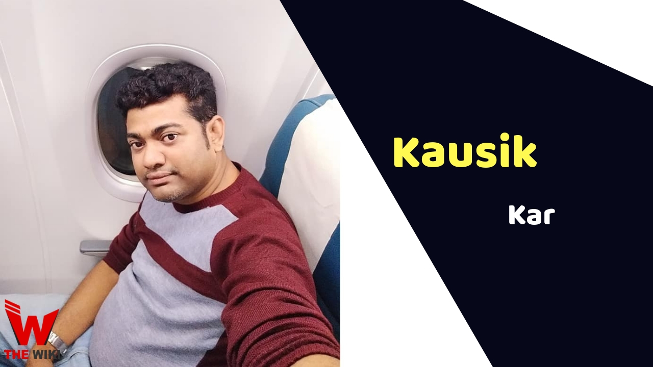 Kausik Kar (The Voice India)