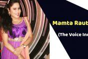 Mamta Raut (The Voice India)