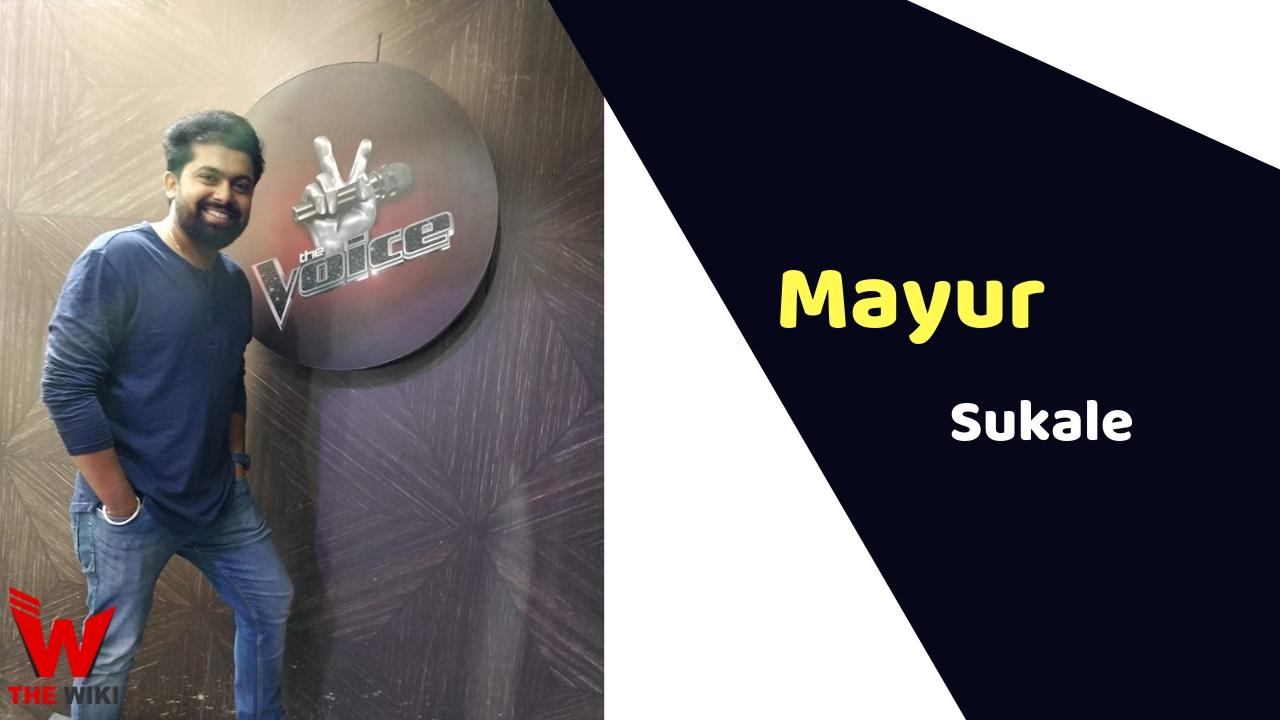 Mayur Sukale (The Voice India)