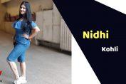 Nidhi Kohli (The Voice India)