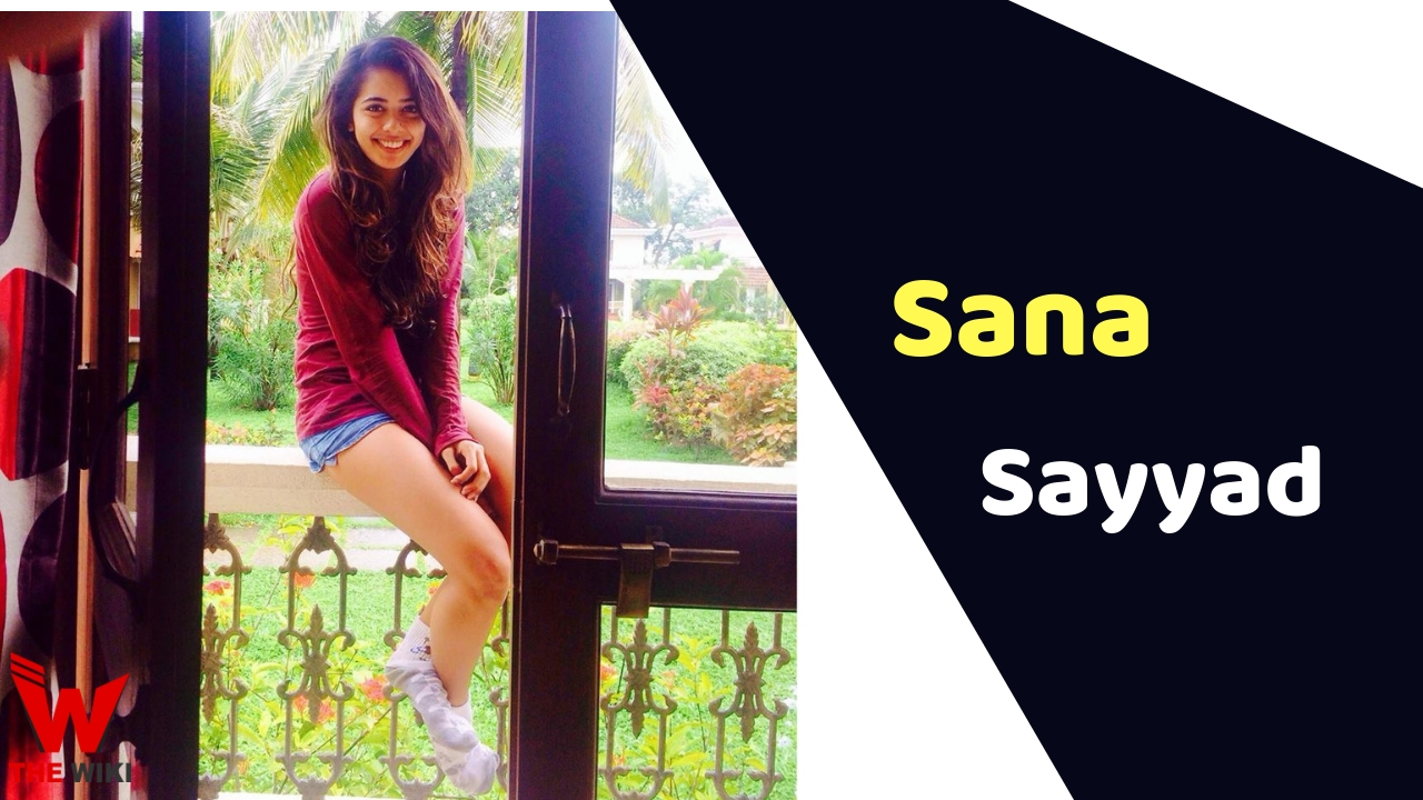 Sana Sayyad (TV Actress)